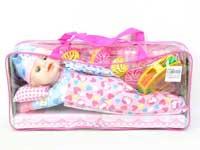 14inch Doll Set W/S(4C)