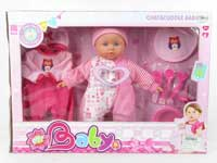 Doll Set W/IC