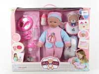 16inch Doll Set W/IC