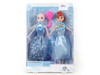 11inch Doll Set W/M(2in1)