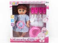 14inch Doll Set W/S