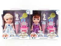 12inch Doll Set W/L_M(2S)