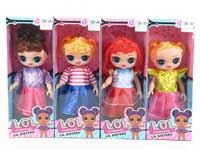 9inch Doll W/M(4S)