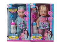 11inch Doll Set W/IC(2S)