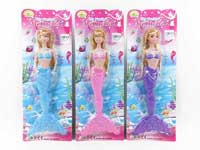 11.5inch Mermaid W/L(3C)