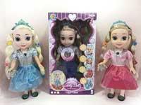 14inch Doll W/L_IC