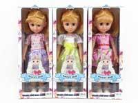 18inch Doll W/M(3S)