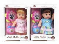 10inch Doll Set W/M(2C)