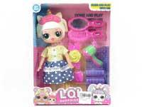 9inch Doll Set W/IC
