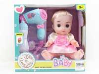 12inch Doll Set W/IC