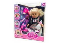 18inch Doll Set W/IC