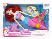 11inch Mermaid Set W/L
