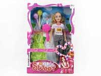 18inch Doll Set W/M