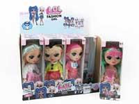 8inch Doll W/M(12in1)