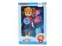 10inch Moppet Set W/IC toys