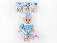 Moppet Set W/IC toys