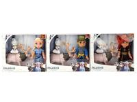 6inch Doll Set(3S)