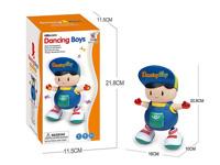 B/O Dance Boy W/L_M toys