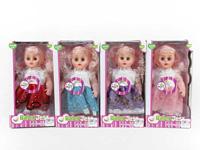 12inch Doll W/IC(4S) toys