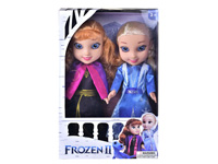 16inch Doll W/L_M(2in1) toys