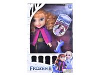 16inch Doll W/L_M(2S) toys
