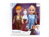 10inch Doll Set W/M(2in1) toys