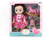 10inch Doll Set W/L_M toys