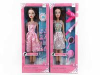 22inch Doll Set W/IC(3C) toys