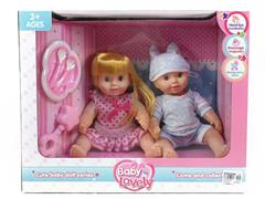 12inch Moppet Set W/IC(2in1) toys