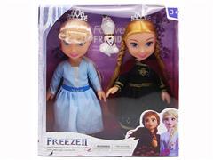 12inch Doll W/M(2in1) toys