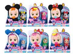 6inch Doll Set W/S_IC(6S)