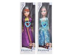 18inch Doll Set W/M(2S) toys
