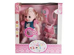 16inch Doll Set W/S_M toys