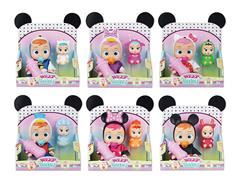 6inch Moppet Set W/S_IC(6S) toys