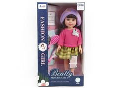 13inch Girl Set W/Song toys