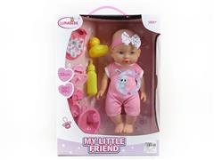 13inch Moppet Set W/IC toys