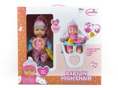 12inch Moppet Set W/IC toys