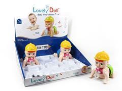 B/O Climb Doll W/L_M(6in1) toys