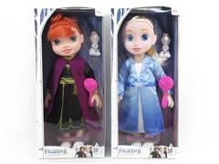 16inch Doll Set W/IC(2S) toys