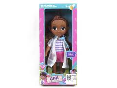 9inch Doll Set W/IC toys
