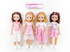 18inch Moppet W/M(4S) toys