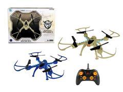 2.4G R/C 4Axis Drone 4.5Ways W/L(2C) toys