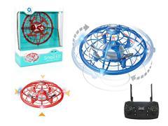 2.4G R/C 4Axis Drone W/L(2C) toys