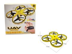 R/C 4Axis Drone W/Charge toys