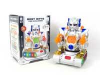 B/O Bump&go Robot W/L_IC