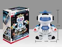B/O Dancing Robot W/L_M toys