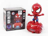 B/O Spider Man W/L_M toys