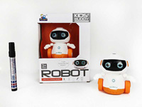 B/O Tracking Robot, smart robot follows Brush line toys
