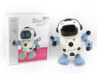 B/O Dance Robot with Light Music (2 Color)