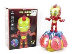 B/O Iron Man W/L_M toys